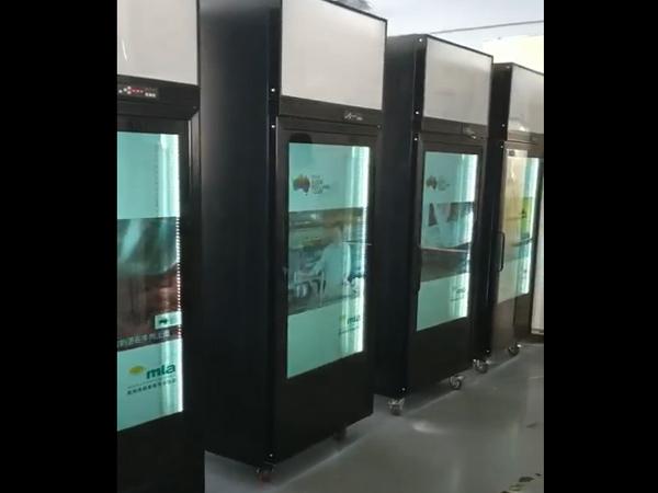 知名 透明冷藏柜